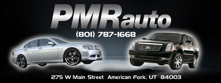 Car Dealerships In Utah >> Pmr Auto Of American Fork Ut Dealer Of Used Cars Trucks